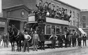 Horse-Drawn Tram, Kew-Richmond